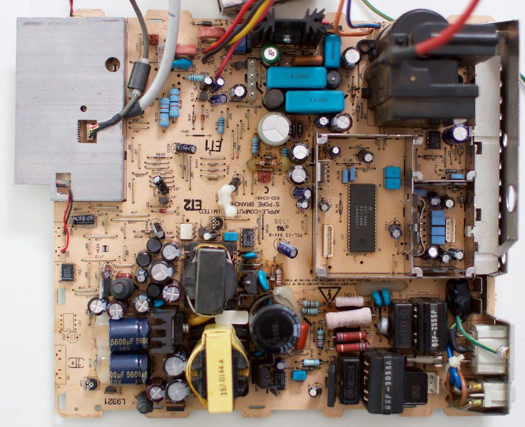 Macintosh Color Classic Analog Board