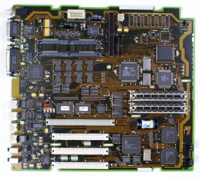 Macintosh IIvi Logic Board