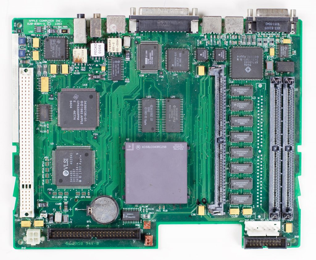 Macintosh LC475 Logic Board