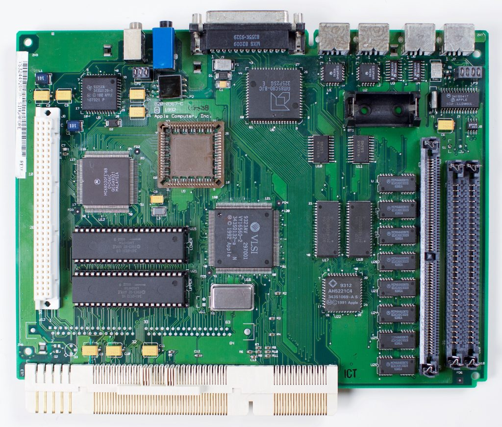 Macintosh Color Classic Logic Board