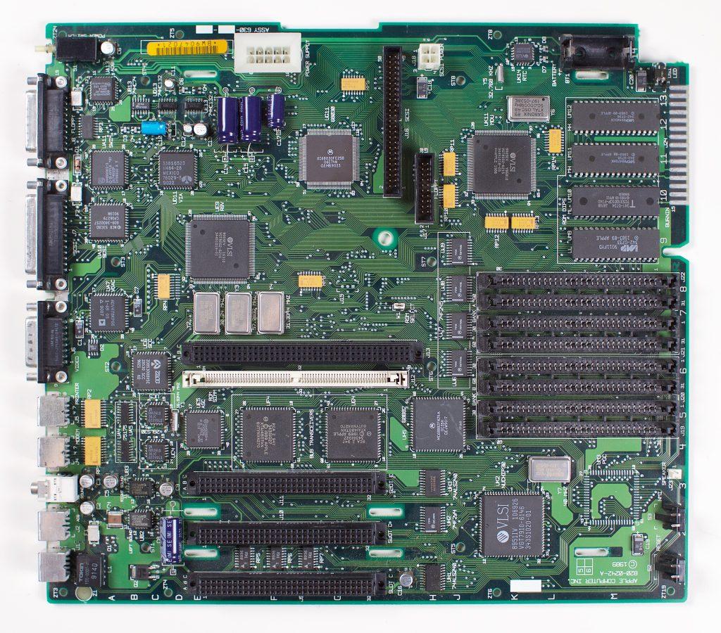 Macintosh IIci logic board