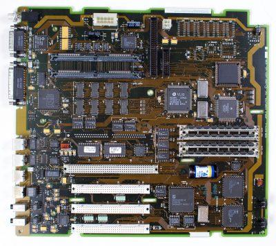 Macintosh IIvi Logic Board