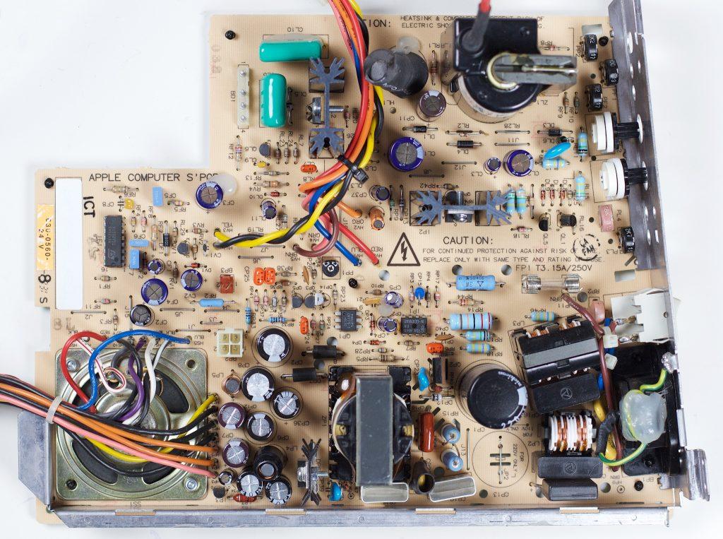 Macintosh Classic Analog Board